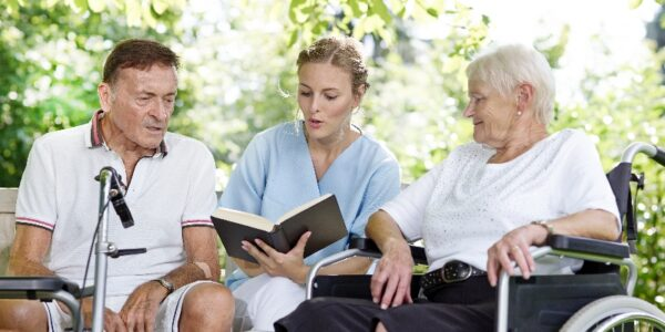 Förderndes Gedächtnistraining für Pflegepatienten