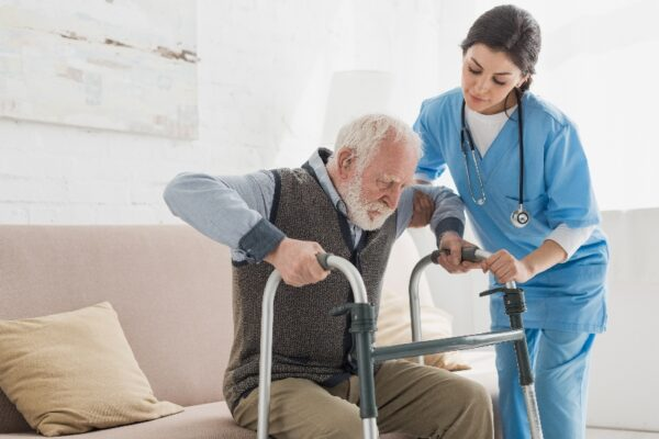 Assistenzsysteme für Senioren