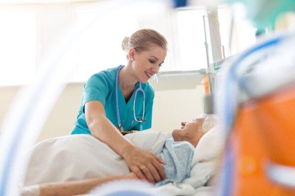 Begleitung zum Arzt