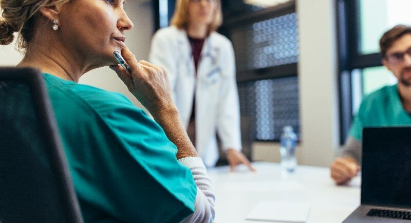 Arbeitsschutz in der Pflege