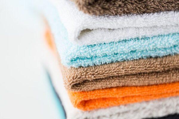 Ganzkörperwäsche in der Dusche