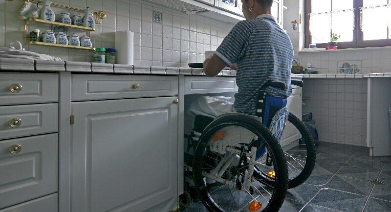 So wird die Küche barrierefrei
