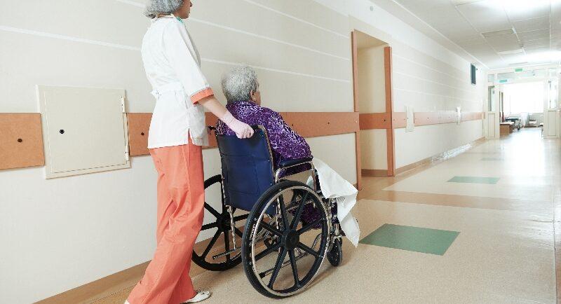 Stationäre Pflege