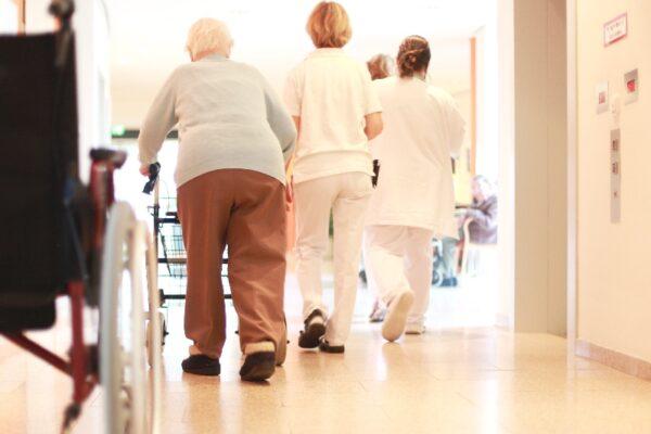 Umzug ins Pflegeheim