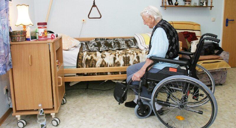 Altersgerecht umbauen