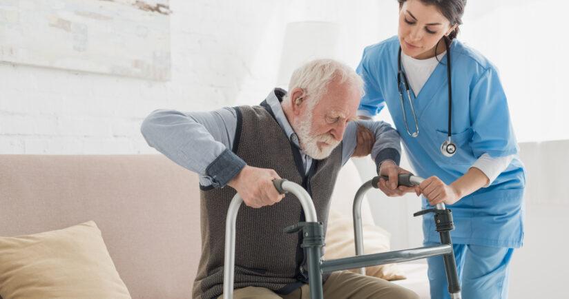 Pflegestandardsbei Oberschenkelhalsbruch