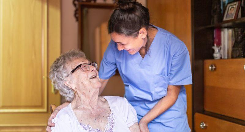 Die Probezeit für Pflegeberufe
