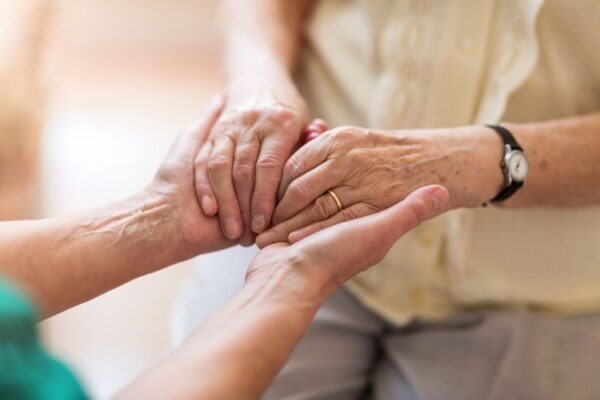 Desinfektion im Pflegewesen