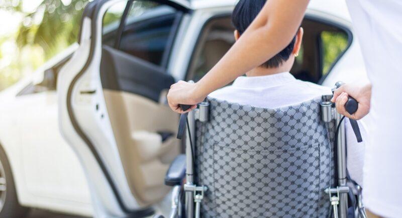 Abrechnung Fahrzeugflotte Pflege
