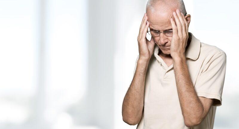 Schlaganfall-Patienten