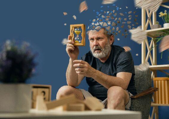 Krankheitsbild Alzheimer