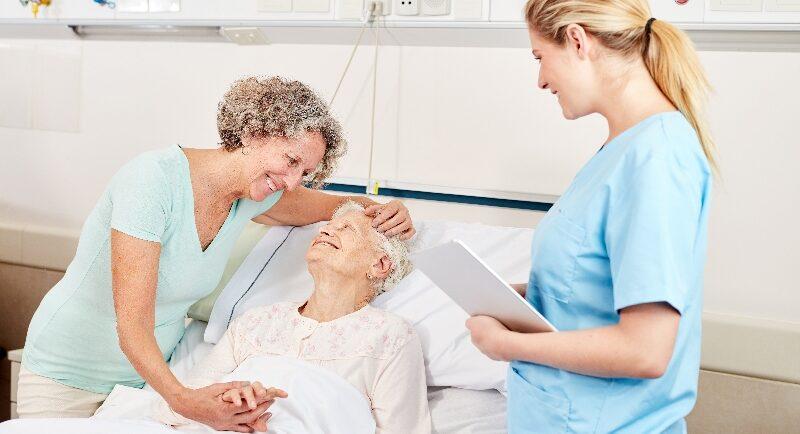 So ermitteln Sie das Wohlbefinden Ihrer Demenzpatienten