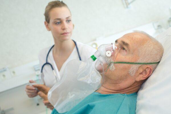 Kostenübernahme für Sauerstoffgeräte