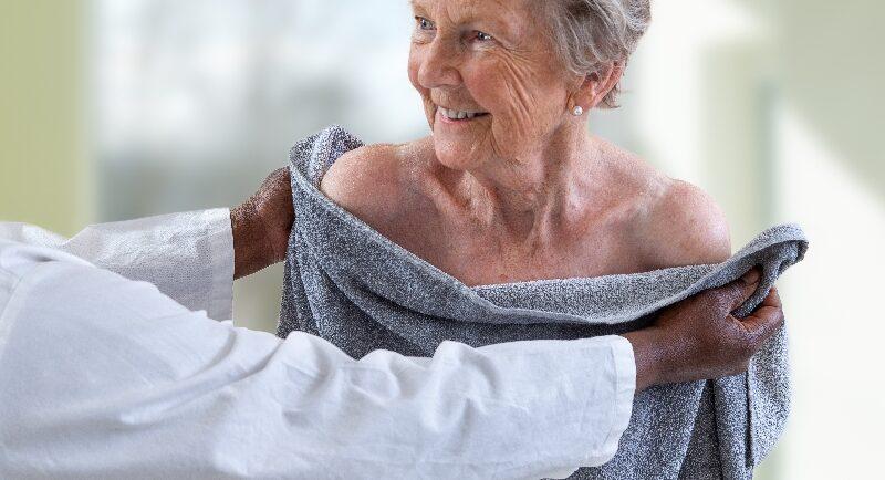 Körperpflege ohne Kampf