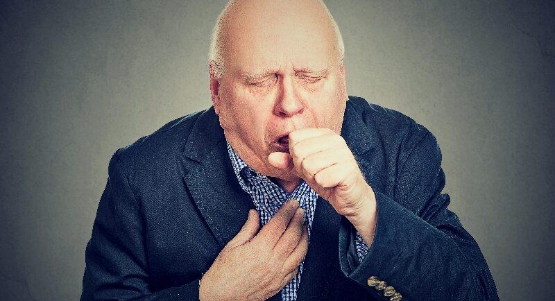 Lungenemphysem (Lungenüberblähung)