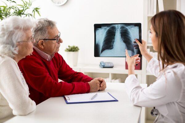 Pflege bei COPD - Schmerzmanagement bei Lungenemphysem