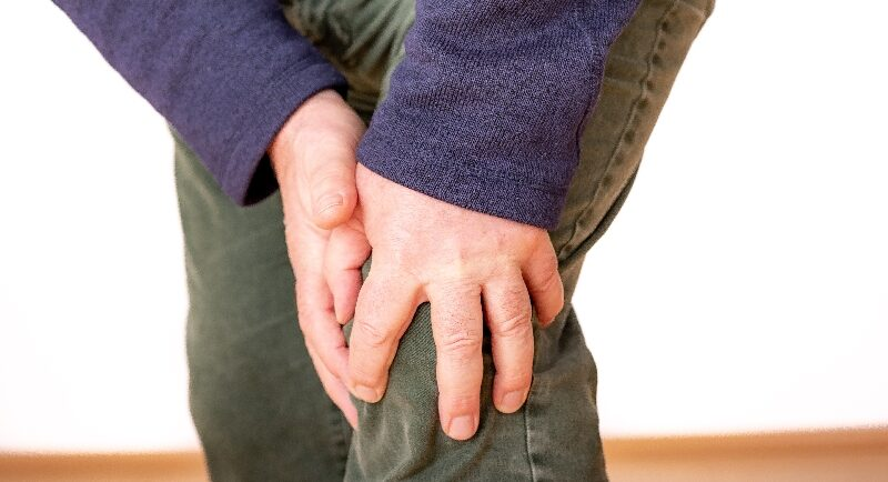 Prellungen bei Senioren