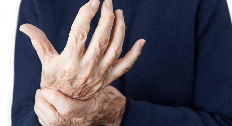 Rheuma-Patienten in der Pflege