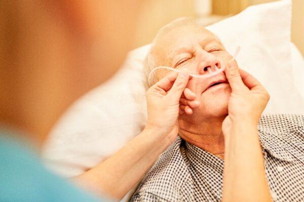 Notfall: Atemnot bei Pflegepatienten
