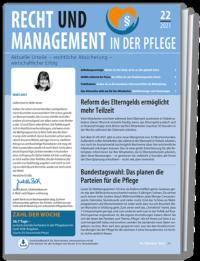 Recht und Management in der Pflege