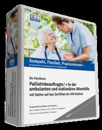 Palliativbeauftragter in der ambulanten und stationären Altenhilfe (Zertifikat der IHK-Akademie Koblenz e. V.)